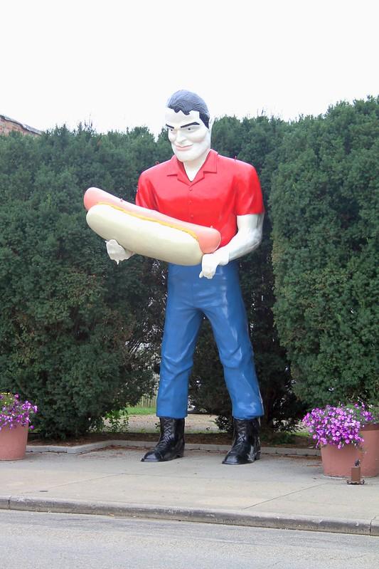 Muffler Man Giant