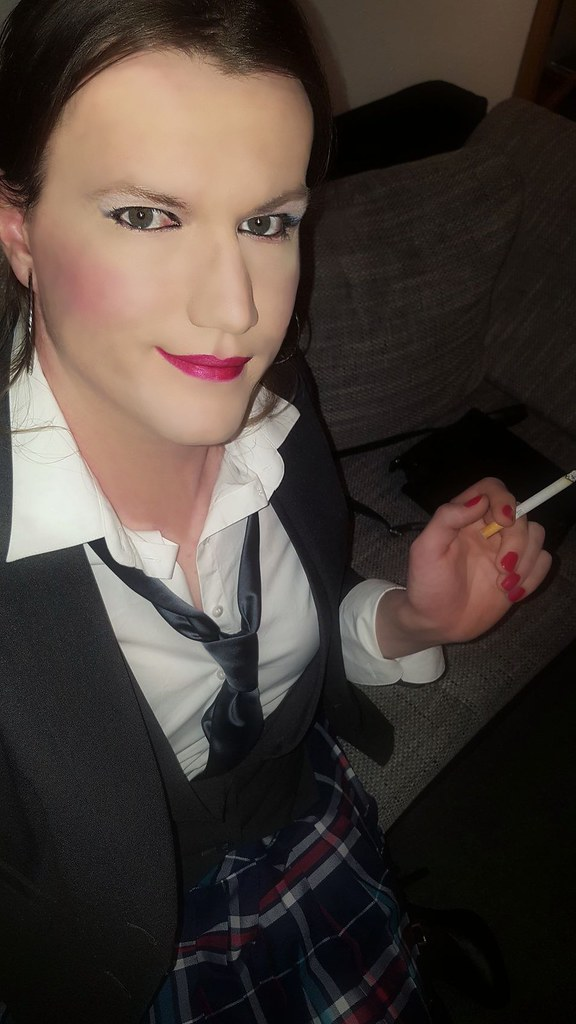 Remarkable, Cute sissy schoolgirl your place