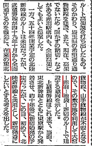 上越新幹線 新宿-大宮間ルート (16)
