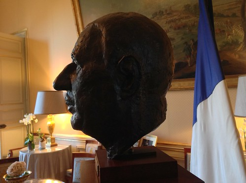 Bureau du général de Gaulle / Hôtel de Brienne