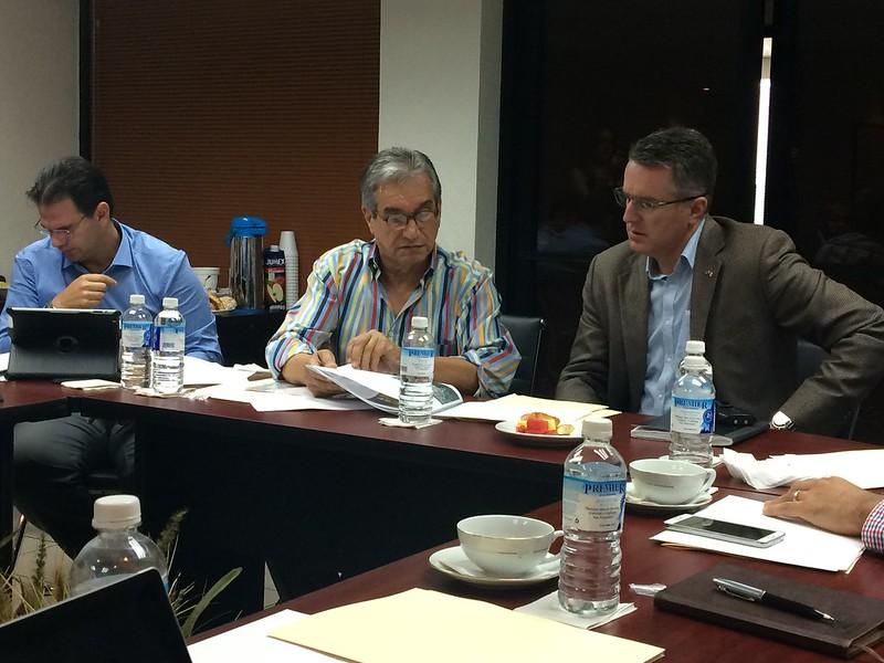 Reunión Comité Binacional de Energía