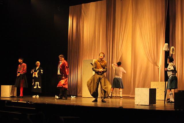 21.01.2017 - Le Bourgeois Gentilhomme au théâtre d'Anzin