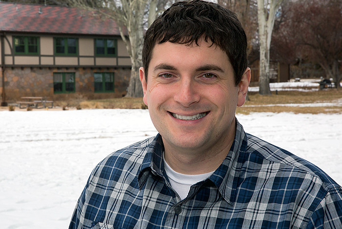 John Yeager is a recipient of the Presidential Early Career Award for Scientists and Engineers.