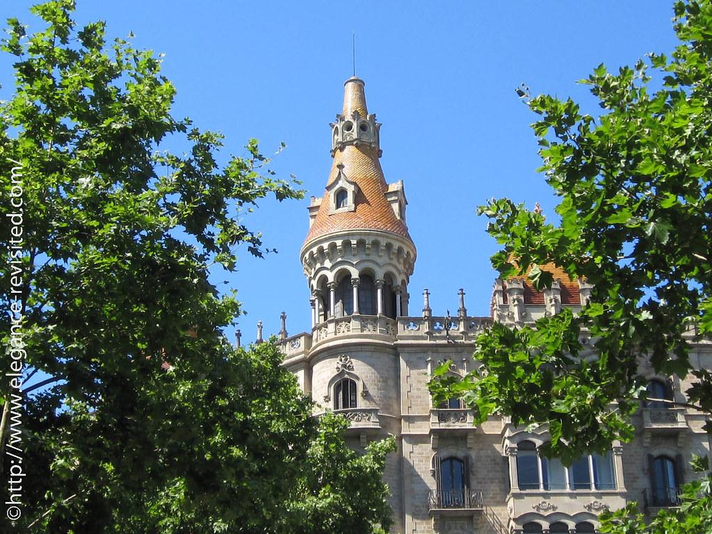 art nouveau Barcelona