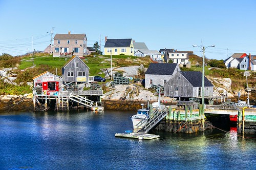 Peggys Cove, Nova Scotia | by Russ2009