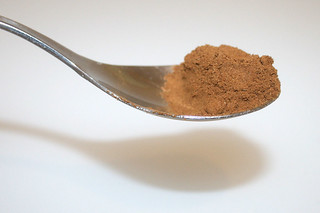 05 - Zutat Zimt / Ingredient cinnamon