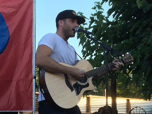 day170: @TylerRichMusic at the Whiskey Tip