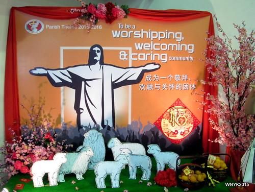 CNY & The Catholic Church I