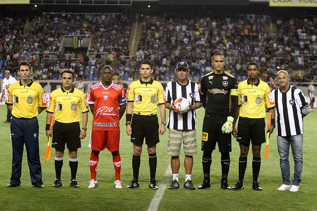 Botafogo x Mogi Mirim