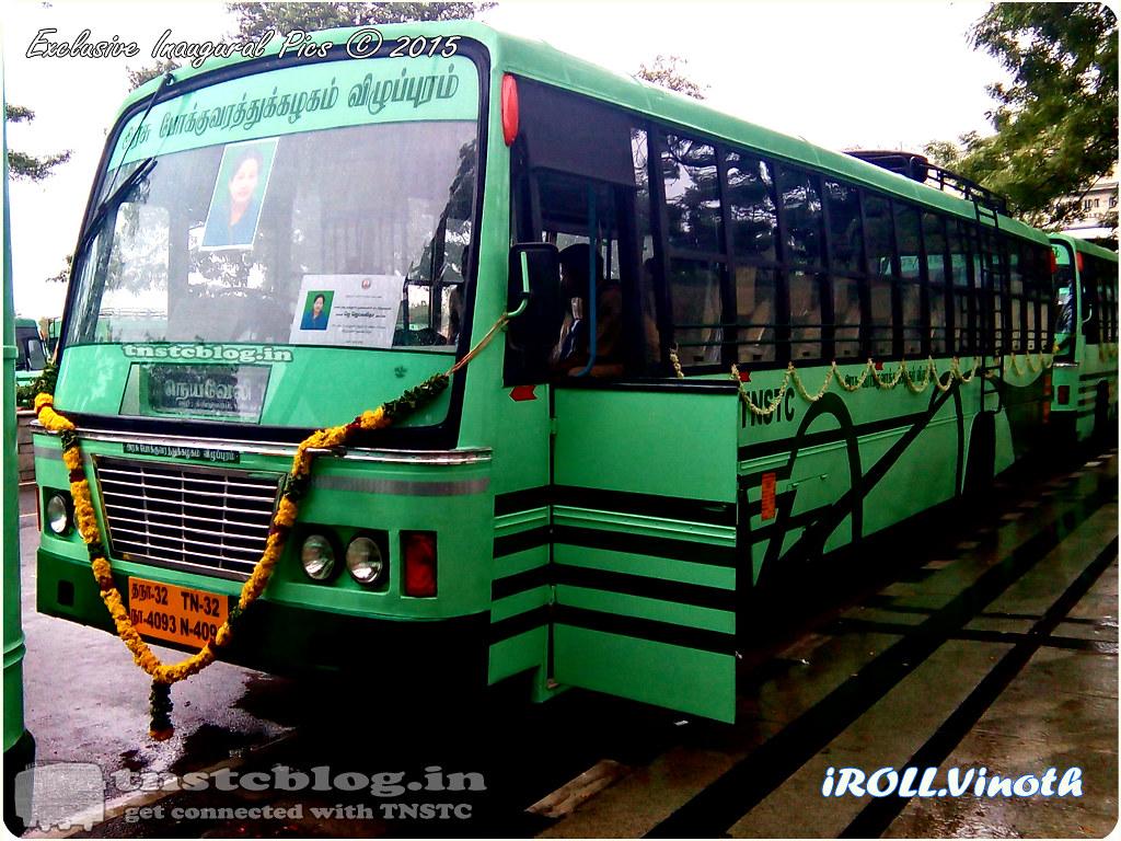 TN-32N-4093 Chennai Neyveli SD