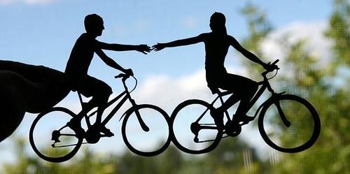 Велосипедом по бездоріжжю. Наблагодійність