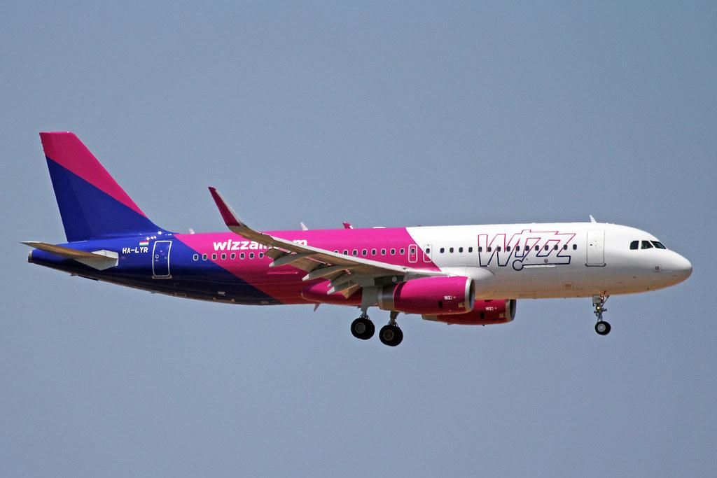 Wizz Air Vienna Ohrid