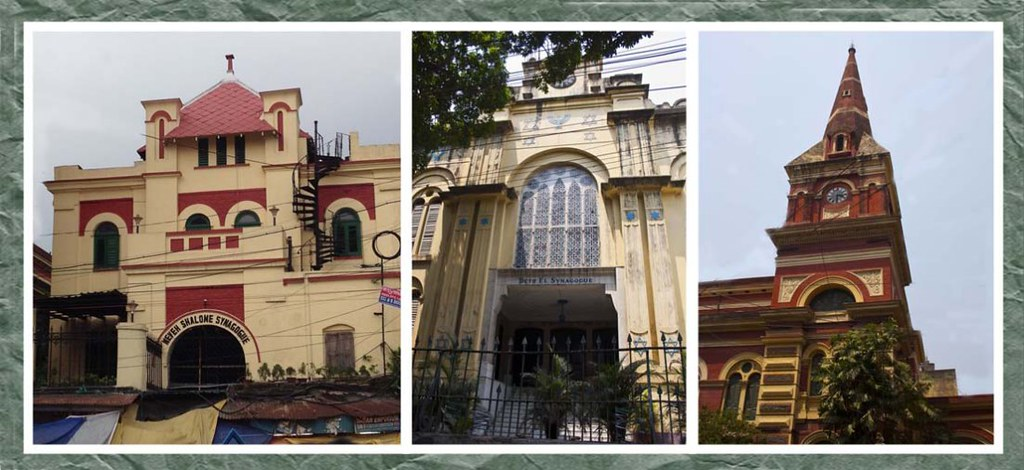 Synagogues in Kolkata
