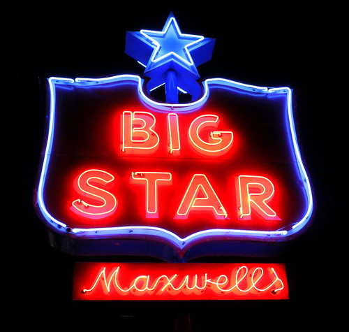 Maxwell's Big Star - Bolivar, TN