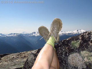 Kicking Back in the North Cascades | by Anne's Travels