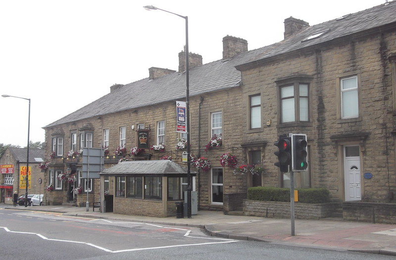 The Crown Hotel in Colne