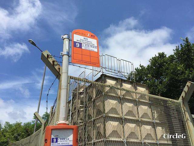 CIRCLEG 香港 遊記 筲簊灣 鶴咀 巴士 (10)