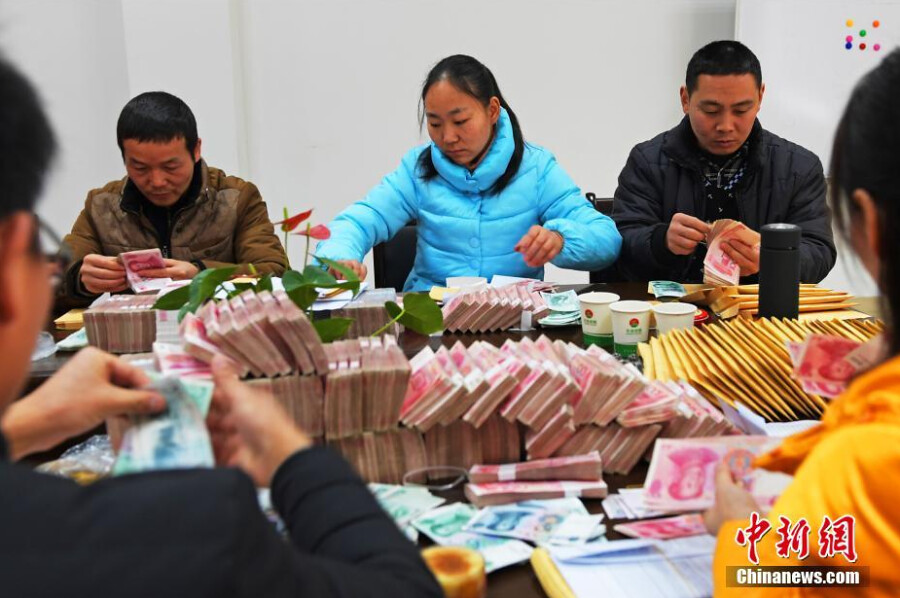 Hubei company site for migrant workers get paid 25 million