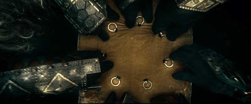 Seven Rings of Power