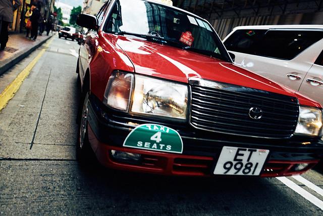 taxi 4 seats
