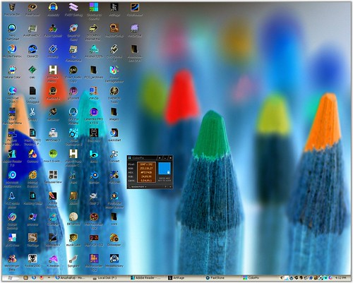 My desktop | by Anusha Raji