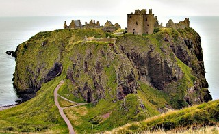 Scotland Dunnottar Castle (2) | by yewenyi