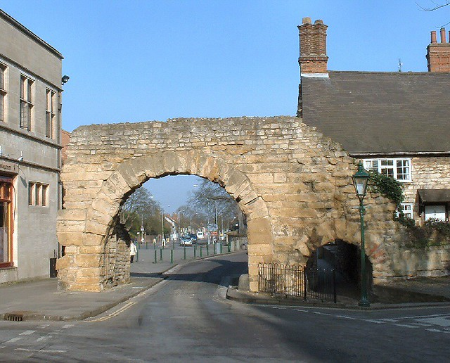 Newport Arch Lincoln Newport Arch Is The 3rd Century