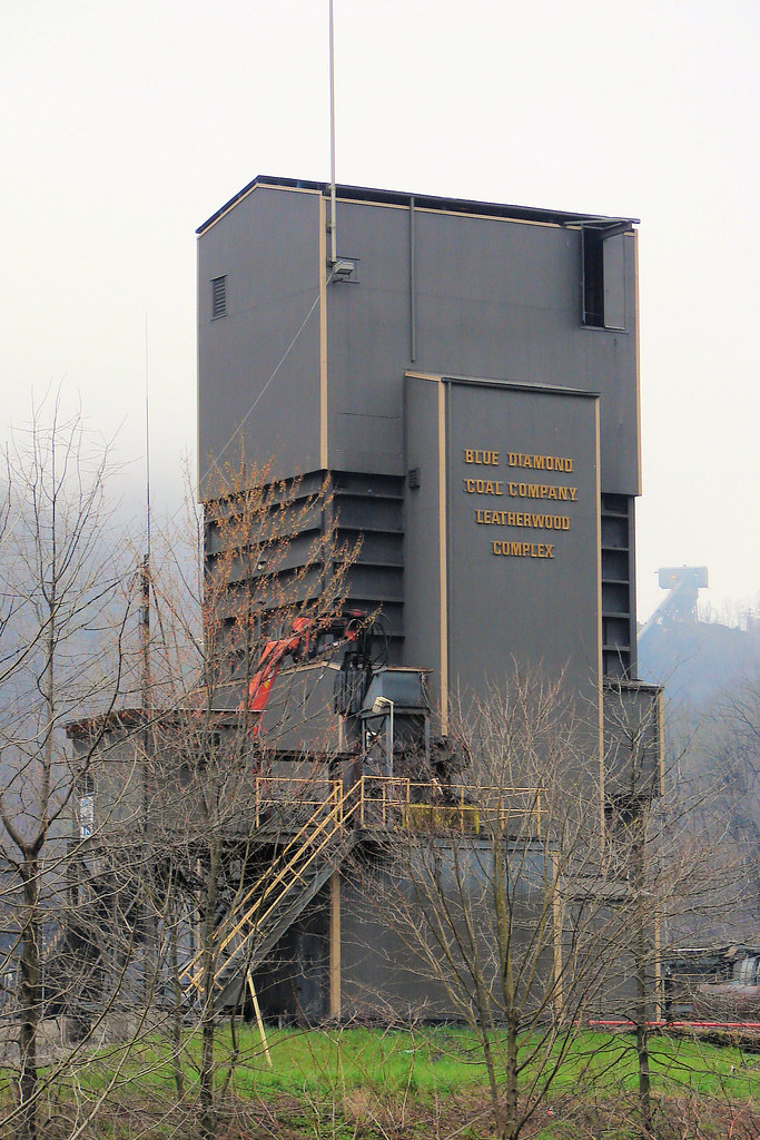 Blue Diamond Coal Mine | The Blue Diamond complex is ... The Underground Railroad