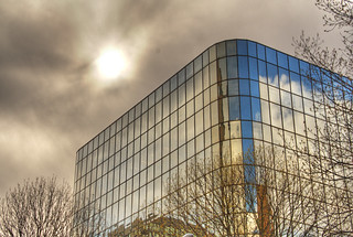 Reflective Building HDR | by lopolis