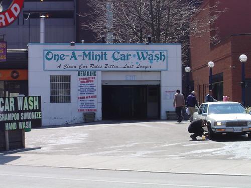 Minit Car Wash Inc East Point Ga