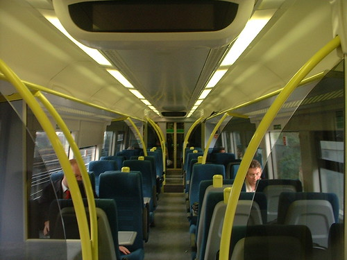 Southern Class 171 Interior Matthew Black Flickr