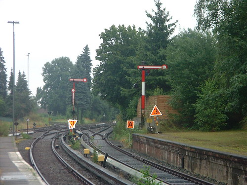 Semaphore Signals at Blankenese | by Matthew Black