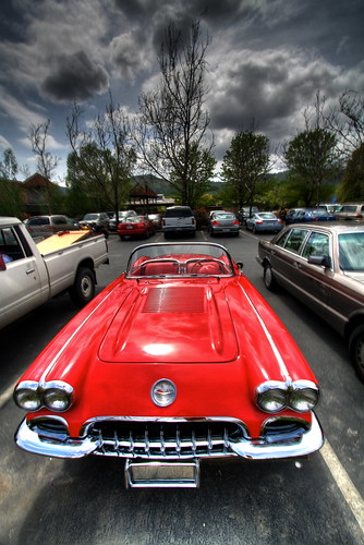 Little Red Corvette | by Automatt
