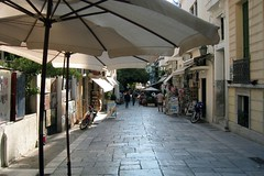 Athens: Plaka | by wallyg