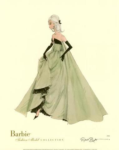 Vintage Barbie Dresses 89