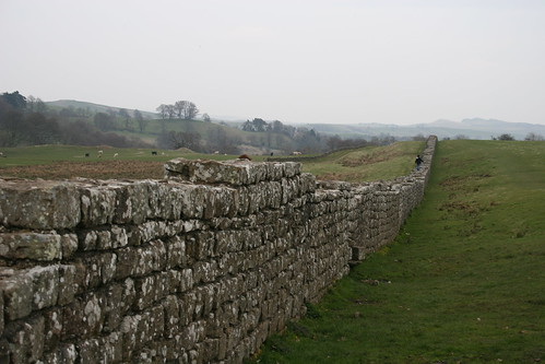 Hadrian's Wall | by zoonabar