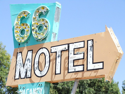 66 Motel | by Curtis Gregory Perry
