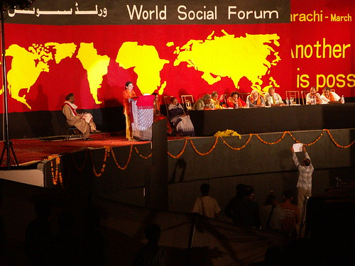 World Social Forum 2006 (Karachi, Pakistan) | by skasuga