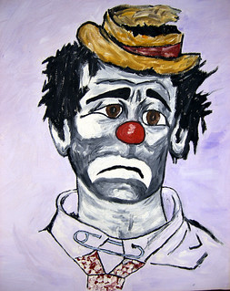 Thrift Store Clown Painting | by zoomar