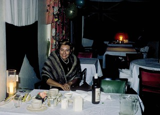 Cunard Dining Room Attire