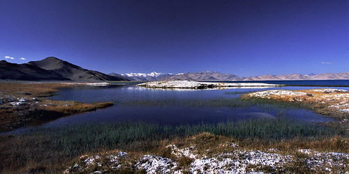 Karakul Lake Tajikistan Karakul Lake Tajikistan
