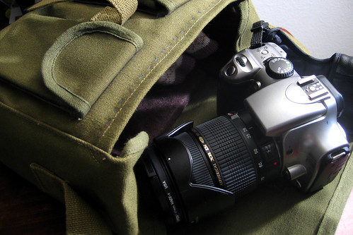 Diy Camera Shoulder Bag 27