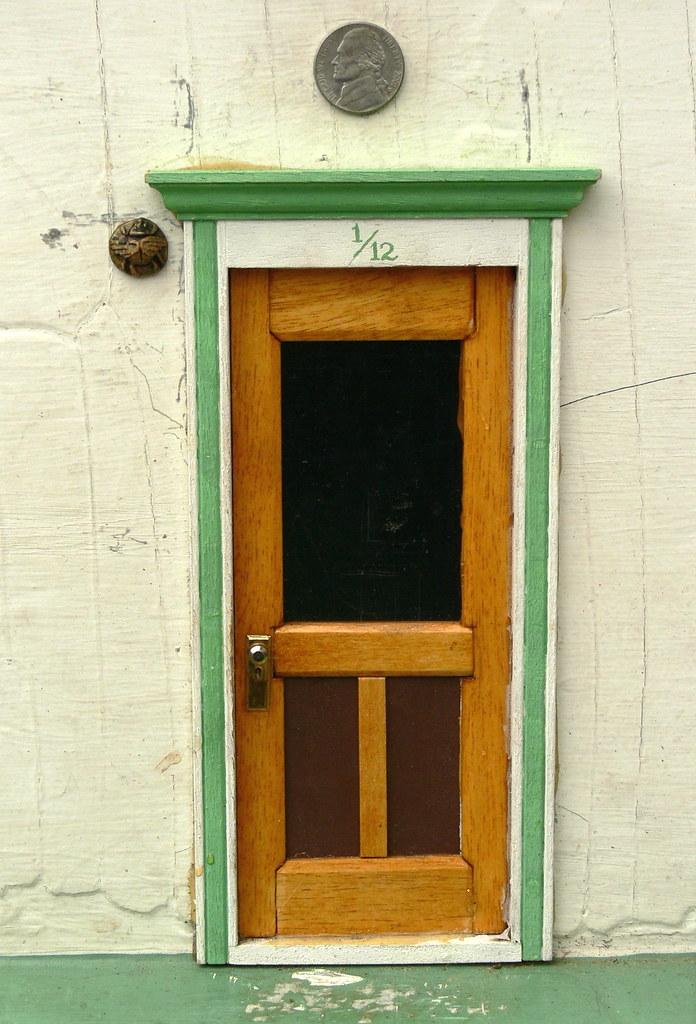 Fairy doors of ann arbor flickr for White fairy door