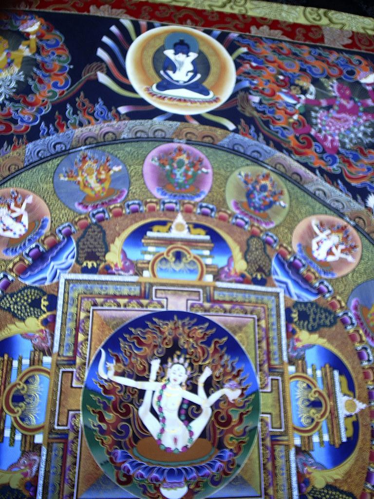 9a Dakini Mandala Shakti Power Shankar Art For The