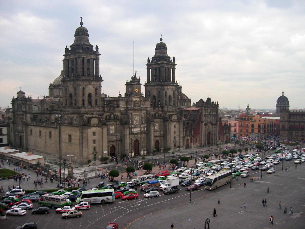 Mexico City San Francisco