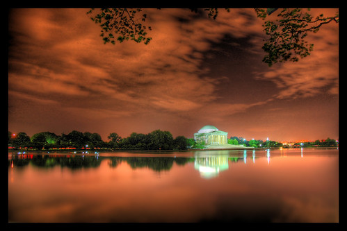 Jefferson Memorial Just After Midnight | by Stuck in Customs
