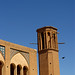 Kashan/ Mosque and School of Agha Bozorg.