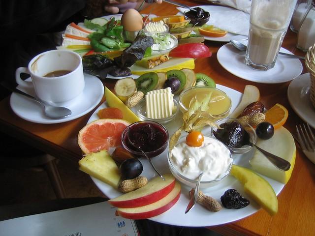 Brunch Im Cafe Del Sol H Ef Bf Bdrth