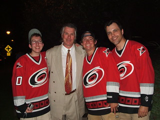 Barry Melrose | by akulawolf