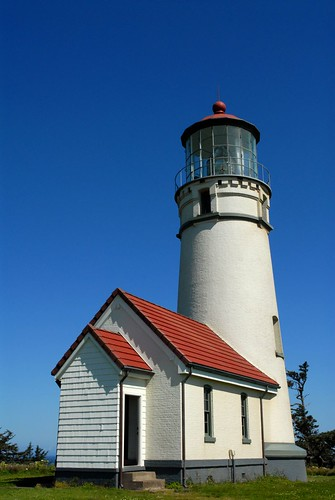 Cape Blanco Lighthouse | by Redgum